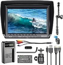 Neewer F100 7-inch 1280x800 IPS Screen Camera Field...
