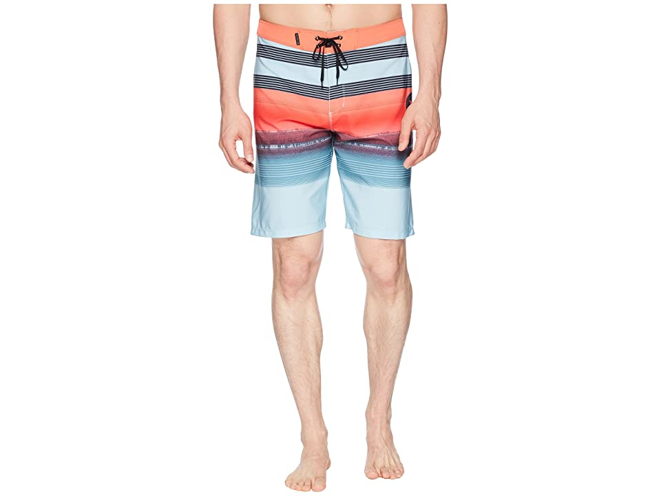Hurley Phantom Gaviota 20 Boardshorts (Noise Aqua) Men