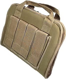 Nexpak USA 12 inch Soft Pistol Case SRB201