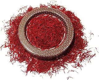 A.N.A Saffron,100% Pure Premium Red Saffron Threads,Super Negin ,Grade A+ ,Persian Crocus Sativus,0.07 oz (2 gram)