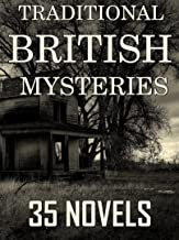 35 Traditional British Mysteries (Novels): Boxed Set