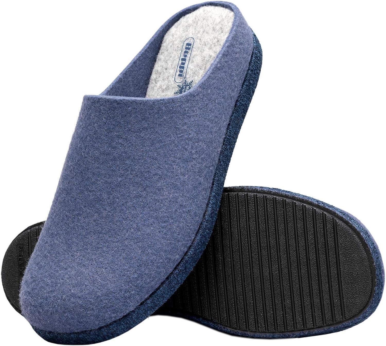 Beppi Basica Zapatillas de Estar por Casa - Pantuflas Mujer