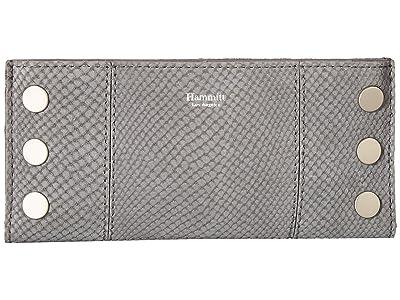 Hammitt 110 North (Slate Snake/Brushed Silver) Handbags