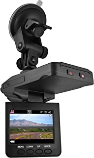 DP Audio Video 2.5 HD Dash Cam with Night Vision
