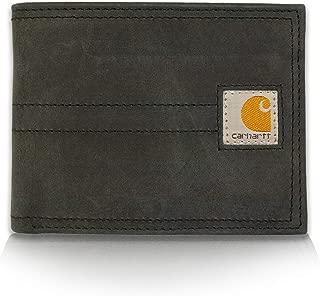 Men's Billfold Wallet, legacy black, One Size