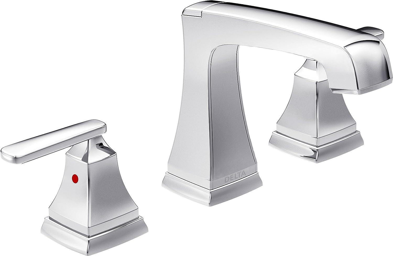 Delta Faucet Ashlyn 20 Handle Widespread Bathroom Faucet with ...