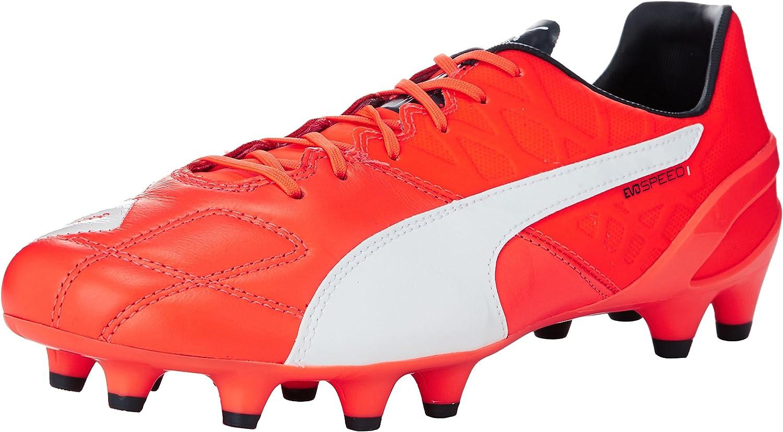 Puma Men's Evospeed 1.4 LTH Fg Football Boots