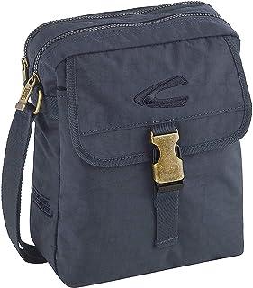 camel active, Sac à bandoulière homme sac à bandoulière sac à bandoulière sac de voyage bleu foncé