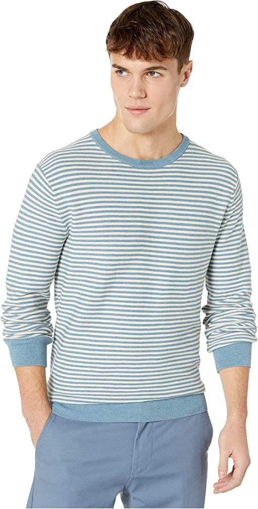 Stripe Heather Seaside