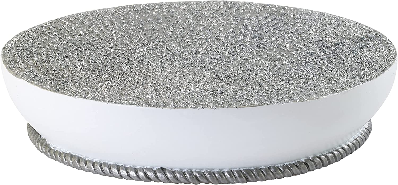 Avanti Linens Dotted Soap Circles Quantity limited Store Dish