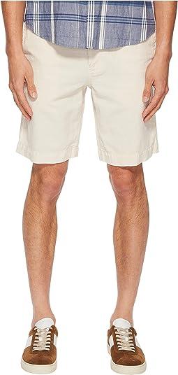 Clyde Linen Shorts