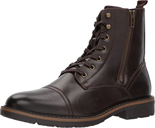 Unlisted by Kenneth Cole herren Stiefel Braun Groesse 8.5 US  42 EU