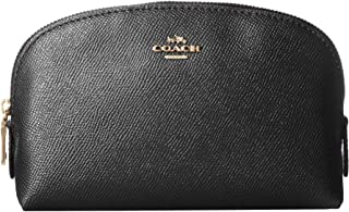Coach Cosmetic Case for Women- Black