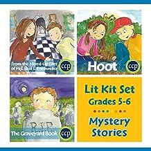 Mystery Stories Lit Kit Set Gr. 5-6
