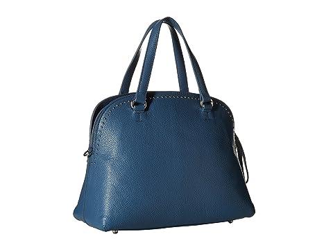 High Quality Original Cheap Online Brighton Jolene Domed Satchel Canyon Blue Wholesale CP0wIA2ks