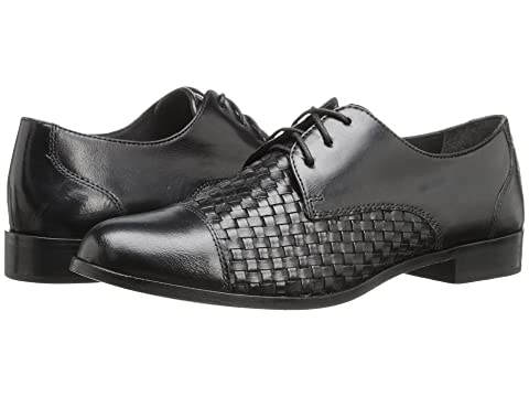 Womens Shoes Cole Haan Jagger Weave Oxford Black