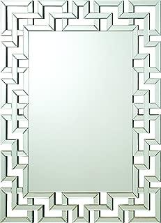 Coaster Home Furnishings Interlocking Frameless Wall Mirror
