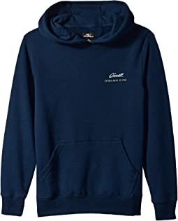 Double Trouble Screened Pullover Fleece (Big Kids)