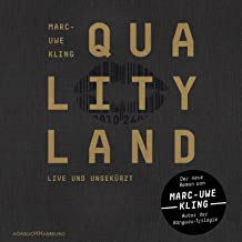 QualityLand (dunkle Edition): 7 CDs