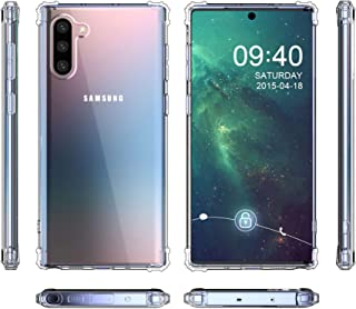 Samsung Galaxy Note 10 & 10 Plus (2019) BPA Free Crystal Clear Gel Cushion Technology TPU Case is specifically Designed Make Your Phone Look Premium, Beautiful and Original