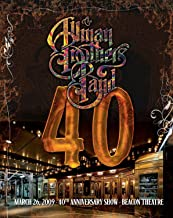 allman brothers 40th anniversary