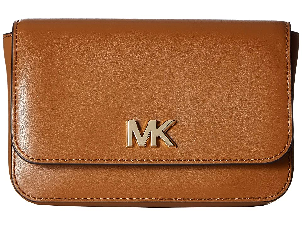 MICHAEL Michael Kors Mott Belt Bag (Acorn) Handbags, Brown