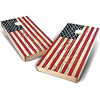 Backyard Champs 2' x 4' Direct Print Wood Cornhole Set