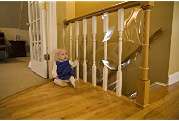 Cardinal Gates Banister Shield 15' Roll Clear