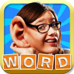 Each puzzle has a sound and a picture which has been made unrecognisable. Can you discover the correct word? If you get stuck sometimes, you can ask for little hints and tips. Loads of fun: Over 120 puzzles await you. Pondering with your friends is e...