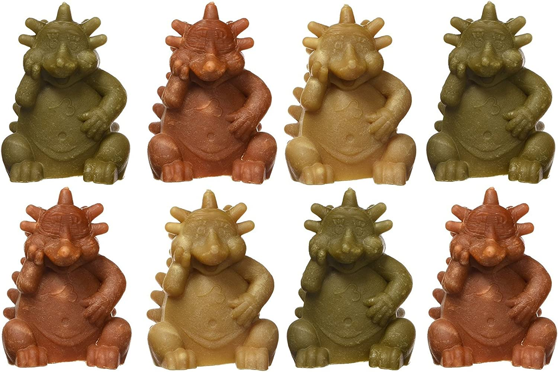 (8 Count) Whimzees Hedgehog Bulk Doggie Dental Chews, XLarge