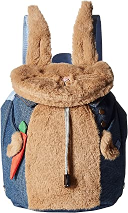 Joules Kids Peter Rabbit Backpack (Little Kids/Big Kids)