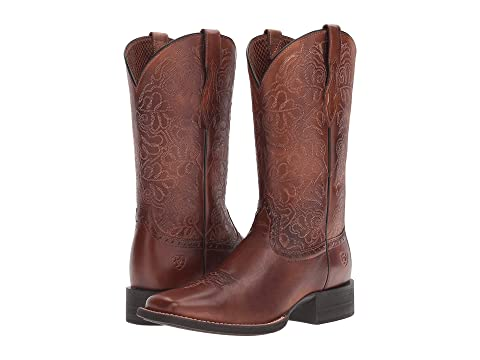 Up Round BrownNaturally Rich Brown Ariat BomberNaturally Remuda Dark a8HwAOxqv