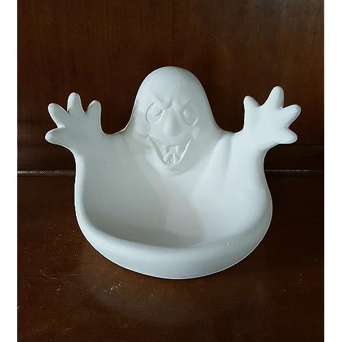 Ceramic Ghosts: Amazon com
