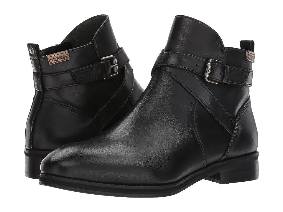 Pikolinos Royal W5M-8614 (Black) Women