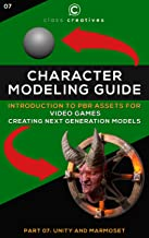Character Modeling Guide | Introduction to PBR Assets for Video Games | Part 07: Unity and Marmoset