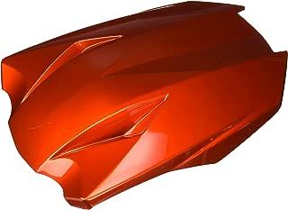 Kawasaki 16146-0124-17L Candy Burnt Orange Seat Cowl