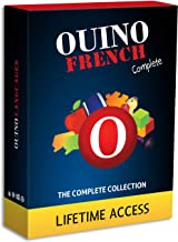 Learn French with OUINO: The Complete Expanded Edition v3 | Lifetime Access (for PC, Mac, iOS, Android, Chromebook)