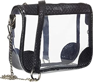 Clarity Handbags Lola Clear Women's Handbag NFL, NCAA, NBA Clear Women's Purse Stadium Policy Approved …