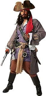 Realistic Caribbean Pirate Costume - M