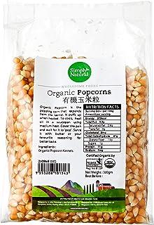 Simply Natural Organic Popcorn, 500g