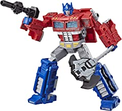 Transformers E3541 Generations War for Cybertron: Siege Voyager Class Wfc-S11 Optimus Prime Action Figure