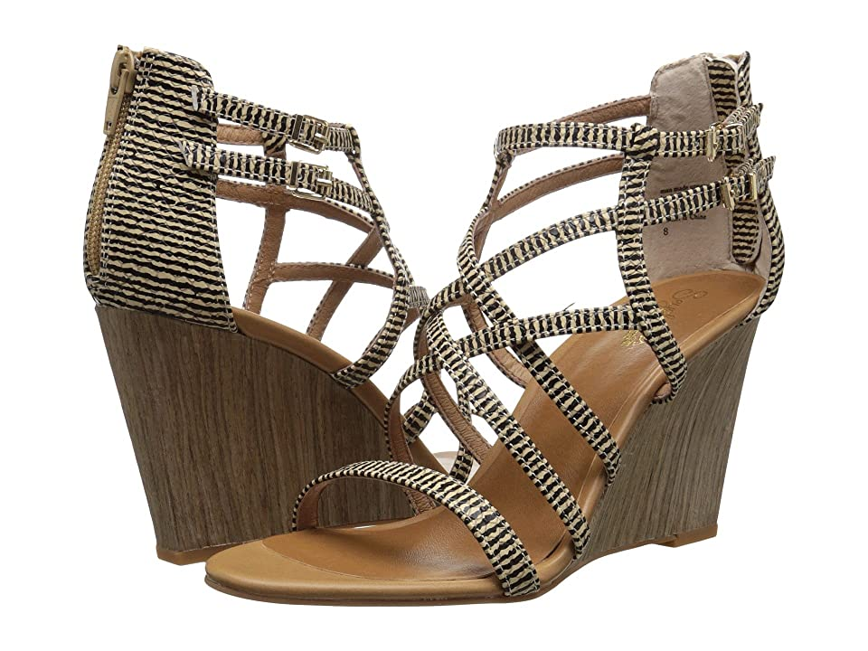Seychelles Illustrious (Natural Stripe) Women