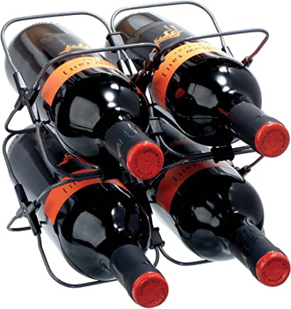 Houdini Rabbit Expandable Wine Rack
