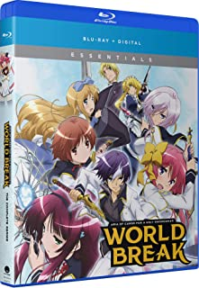 World Break: Aria of Curse for a Holy Swordsman - The Complete Series
