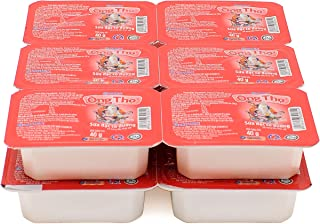 Set of 12 Vietnamese Vinamilk Ong THO Longevity Condensed Creamer Coffee Milk Travel Packs 1.4 oz