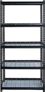 Iron Horse 2300 Deck Wire Shelving Unit, 5 Shelf, 18