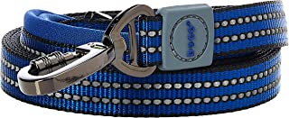 Doco DCV5048M Vario Leash with Reflective Stitching, Medium, Navy Blue