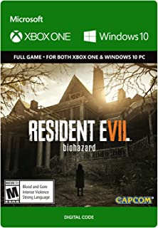 Resident Evil 7 Biohazard - Xbox One Digital Code