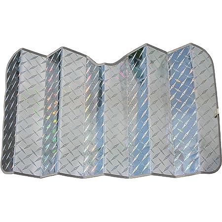 von Sun Block UV-Schutz, 140/x 70/cm Fansi 1-Aluminium mit sunshield Sperren vorne Auto-Windschutzscheibe Visier faltbar mit