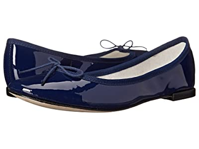 Repetto Cendrillon (Navy Patent Leather) Women